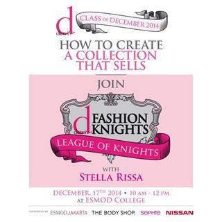 Stella Rissa Membagikan Tips Kesuksesannya sebagai Desainer