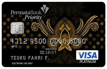Sentuhan Tradisi Bagi PermataBank Priority Debit Card