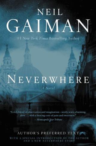 Buku Bulan Ini: Novel Neverwhere: Author's Preferred Text oleh Neil Gaiman
