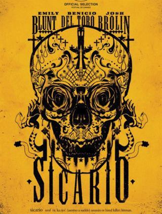 Sinema Bulan Ini: Film Sicario Dibintangi Aktris Emily Blunt dan Aktor Benecio del Toro