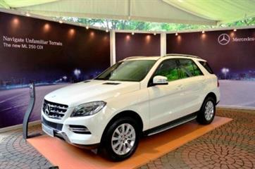 Petualangan Seru SUV Terbaru Mercedes-Benz