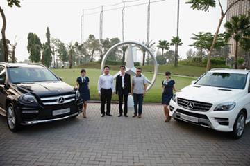 Mercedes-Benz GL 400 dan ML 400