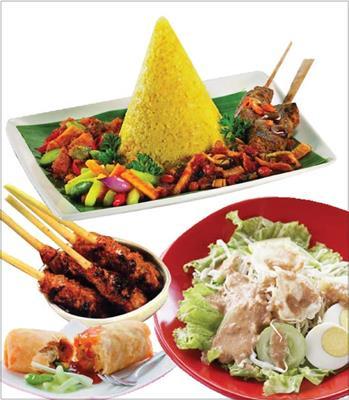 30 Ikon Kuliner Indonesia
