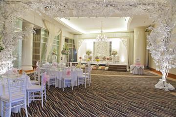 Ballroom Baru di The Ritz-Carlton Jakarta Mega Kuningan