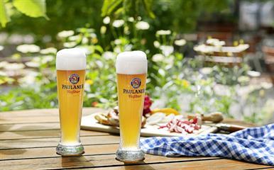 Cicipi Weissbier, bir putih asal Jerman