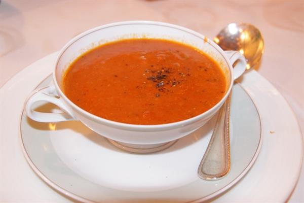 resep olahan sup tomat