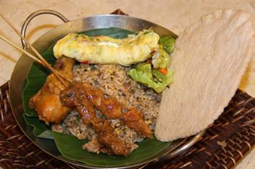 Nasi Goreng Kampung ala Hotel Sultan