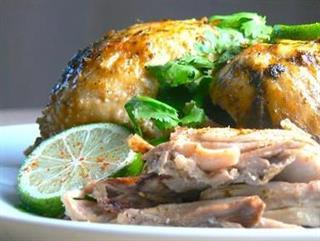 Resep Ayam Jeruk Nipis