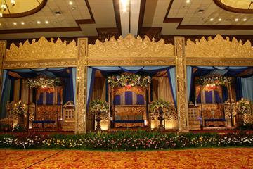 Paduan Modern dan Tradisional dalam Dekorasi Palembang