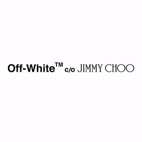 Simak Kolaborasi Jimmy Choo dengan Label Streetwear, Off-White