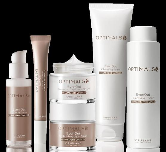 Perawatan Kulit Optimal dengan Oriflame Optimals Even Out