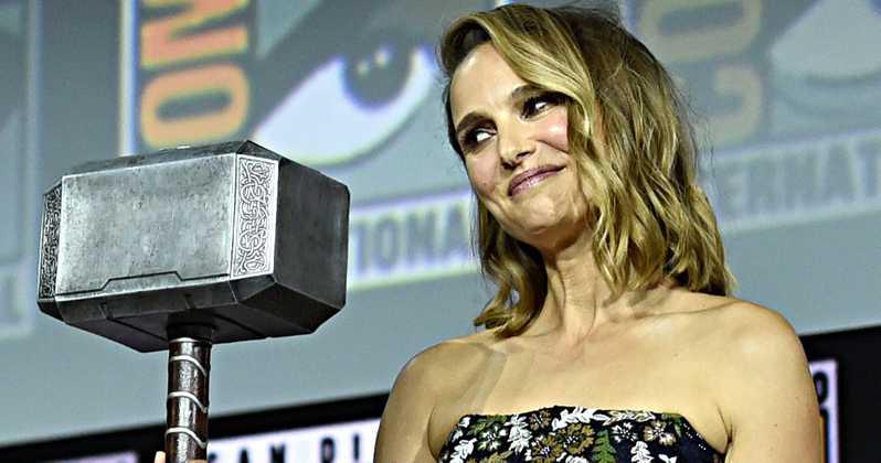 Sambut Pemeran Thor Baru: Natalie Portman!