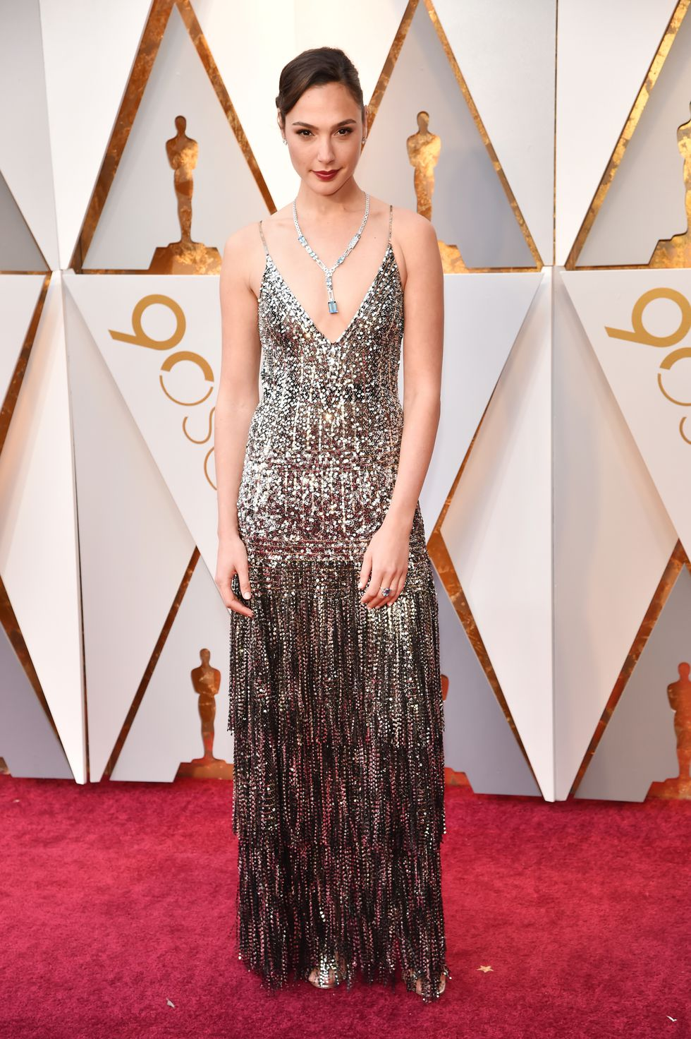 Gal Gadot Hingga Zendaya, Simak Penampilan Karpet Merah Terbaik di Oscars 2018