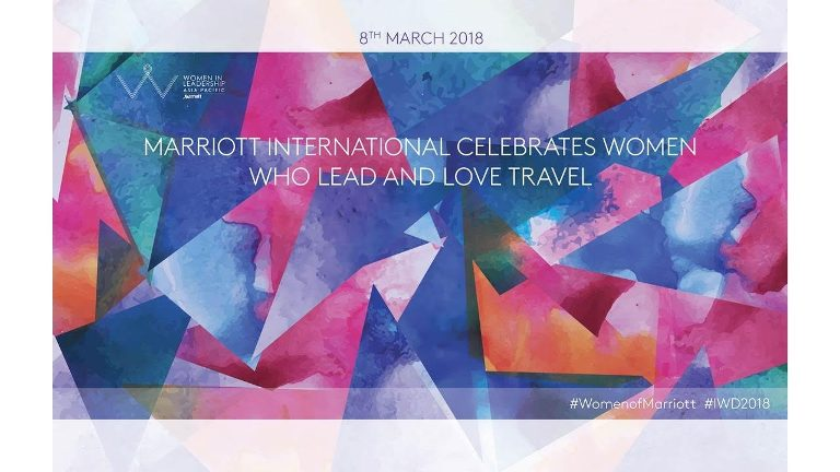 Cara Marriott International Merayakan Hari Perempuan Internasional.