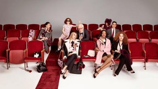 Ketika Para Pekerja Kreatif Membintangi Kampanye Musim Gugur Kate Spade New York
