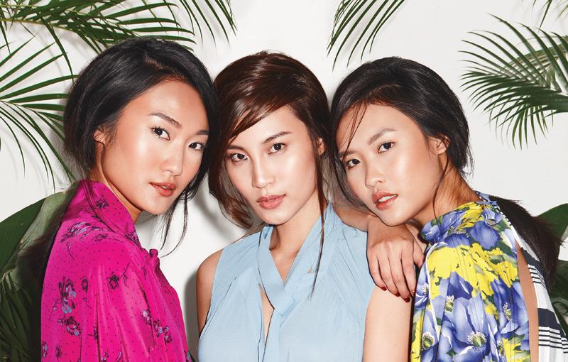 Mengintip Keseharian Ayu Gani, Patricia Gouw, dan Clara Tan