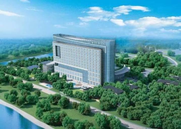 Le Meridien Hotels & Resorts Membuka Cabang ke-13 di China