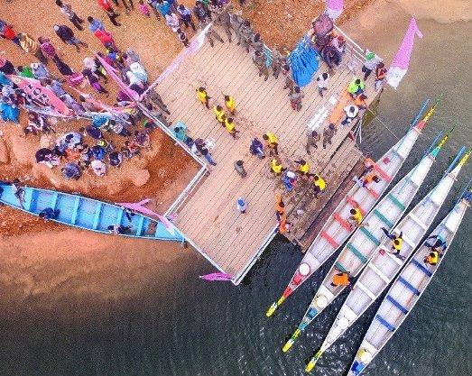 Menelisik Perairan Riau dari Festival Bahari Kepri