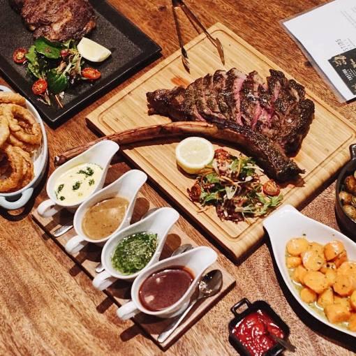 Steak & Wine Night ala Cassis KItchen