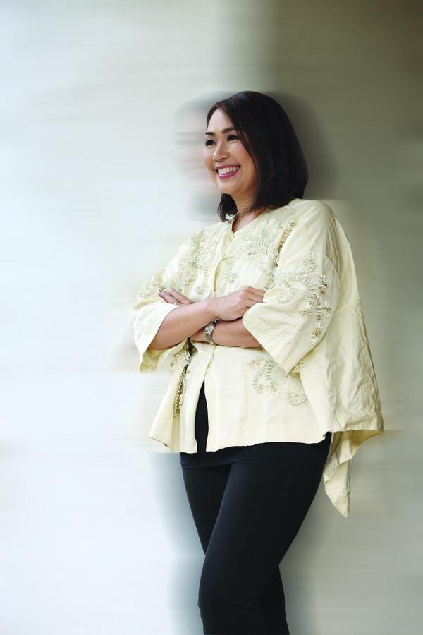 Anne Patricia Sutanto Bertekad Menekuni Bisnis Sang Ayah