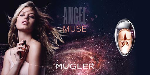 Terobosan Baru Mugler, Angel Muse