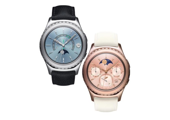 Jam Tangan Samsung Gear S2  Terbaru dari Samsung
