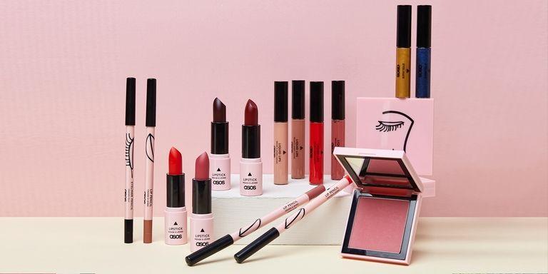 ASOS Meluncurkan Produk Makeup Pertamanya