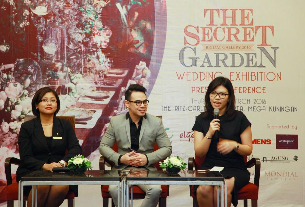 The Ritz-Carlton Jakarta Mega Kuningan Gelar Pameran Pernikahan yang Hangat dan Intim