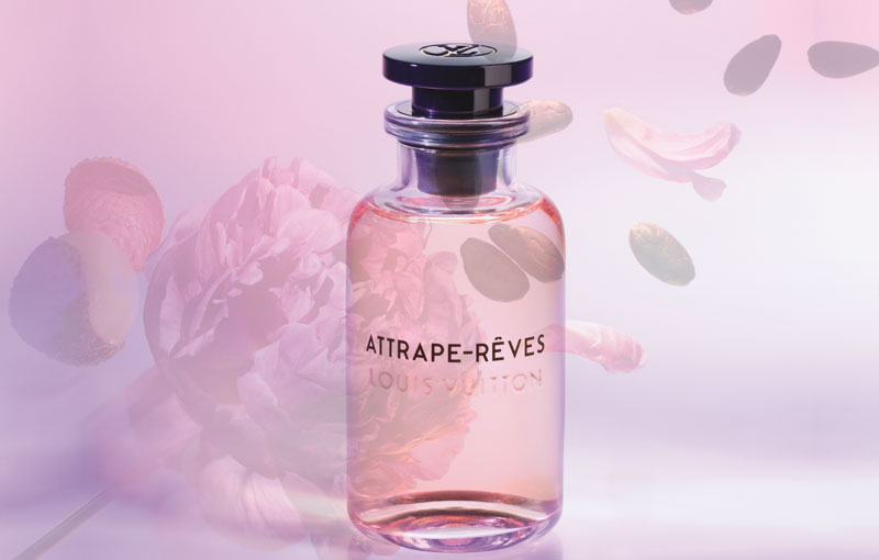 Koleksi Terbaru dari Parfum Louis Vuitton, Attrape-Reves