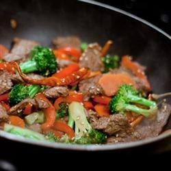 Resep Beef-Stir Fry