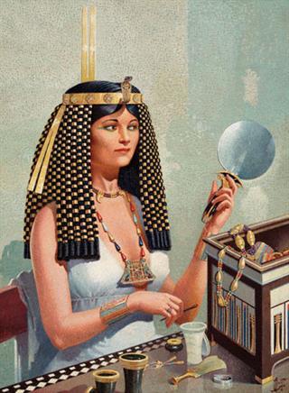 Penata Rias di Zaman Mesir Kuno