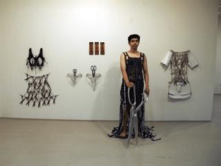 Pameran Tunggal Mella Jaarsma di Nadi Gallery