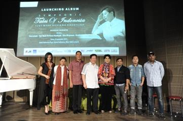 Peluncuran Album Symphonic Tales of Indonesia