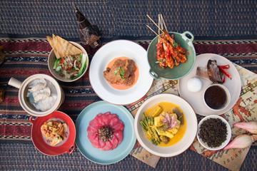 Tribut Untuk Masakan Indonesia