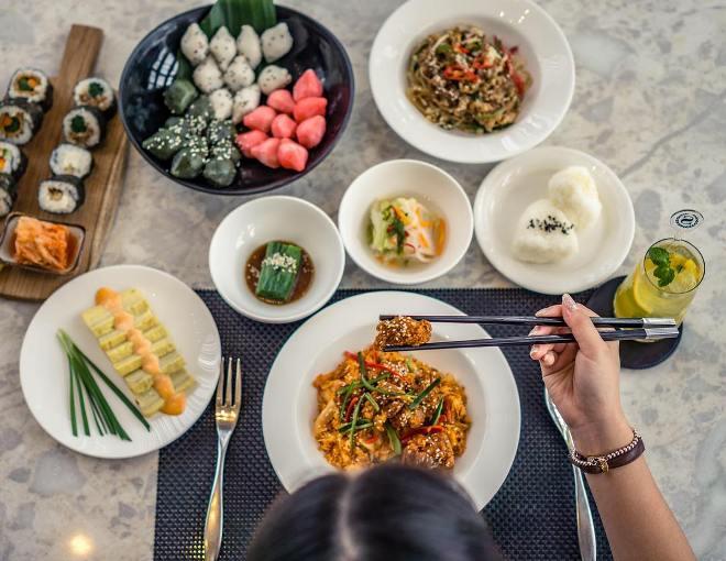 Rayakan Suka Cita Hari Chuseok bersama Hidangan Khas Korea di Anigre