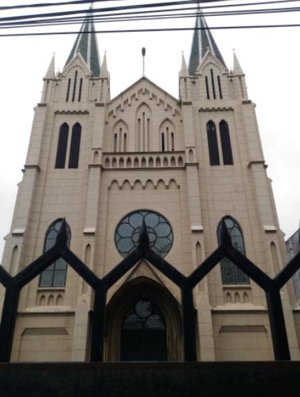 Keindahan Gereja Katedral Malang dengan Nuansa Neo Gothic