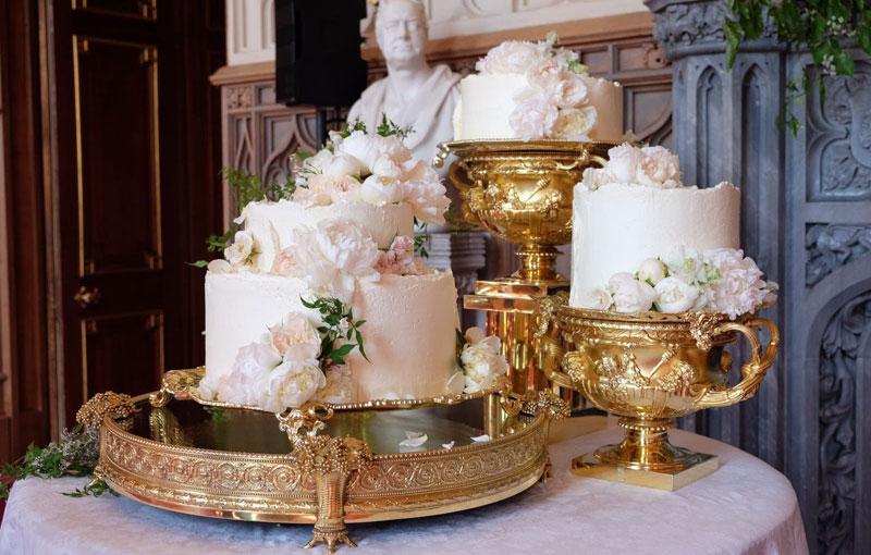 Mengulik Kisah Dibalik Pembuatan Kue di Royal Wedding 2018