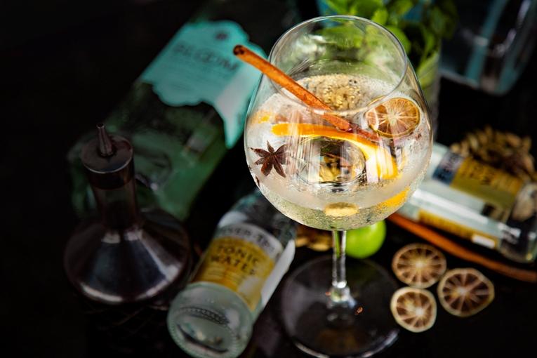 Menyesapi Kreasi Gin dan Tonic Eksklusif Ala Henshin