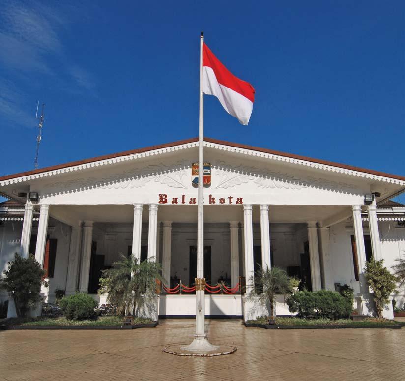 Kisah Gedung Balaikota Bogor yang Dahulu Merupakan Klub Kaum Sosialita