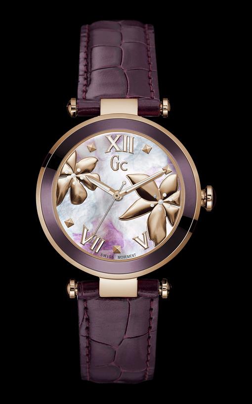 Gc Watch Melansir Arloji Bernafaskan Bohemian yang Bertajuk Gc Flora Dreams