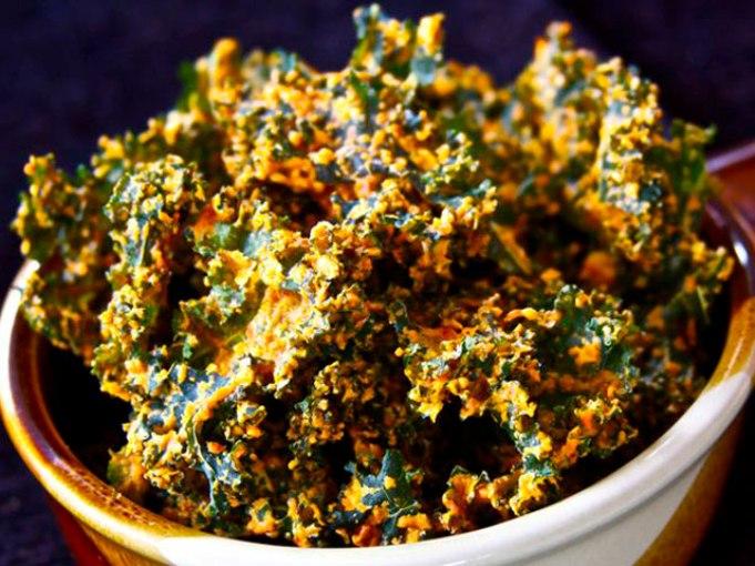 4 Resep Mudah Membuat Chips dari Kale