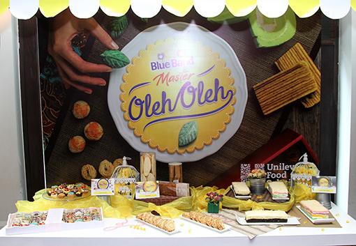 Kompetisi Blue Band Master Oleh-Oleh, Wadah Untuk Kembangkan Industri Bakery, Pastry dan Pariwisata Indonesia dari Unilever Food Solution