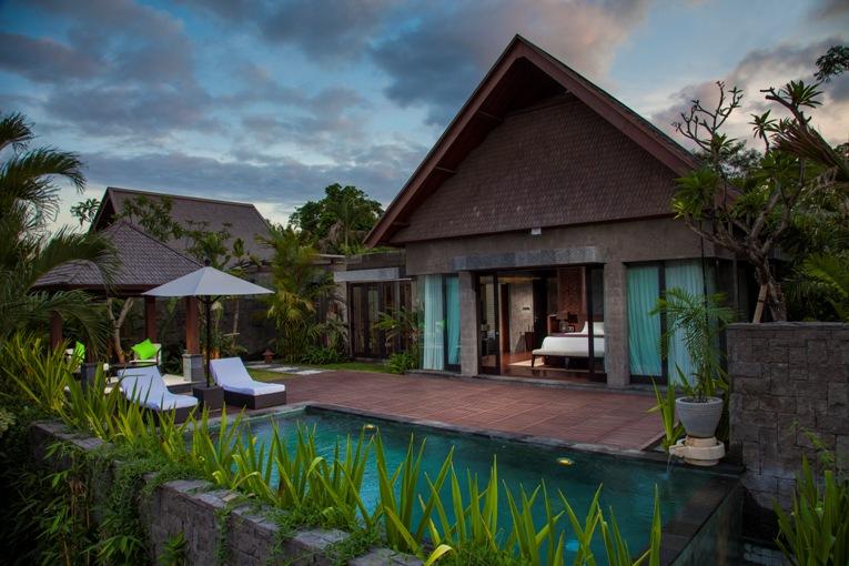 Nikmati Nuansa Bali di Sanctoo Villa Ubud
