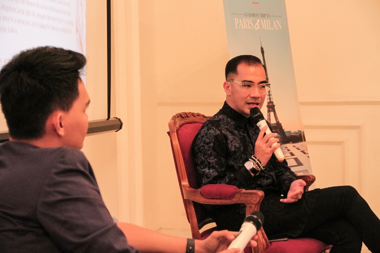 """Talk Show """"The Unglamorous Life of the Glams"""": Mendukung Perkembangan Kretivitas Industri Fashion Tanah Air"""