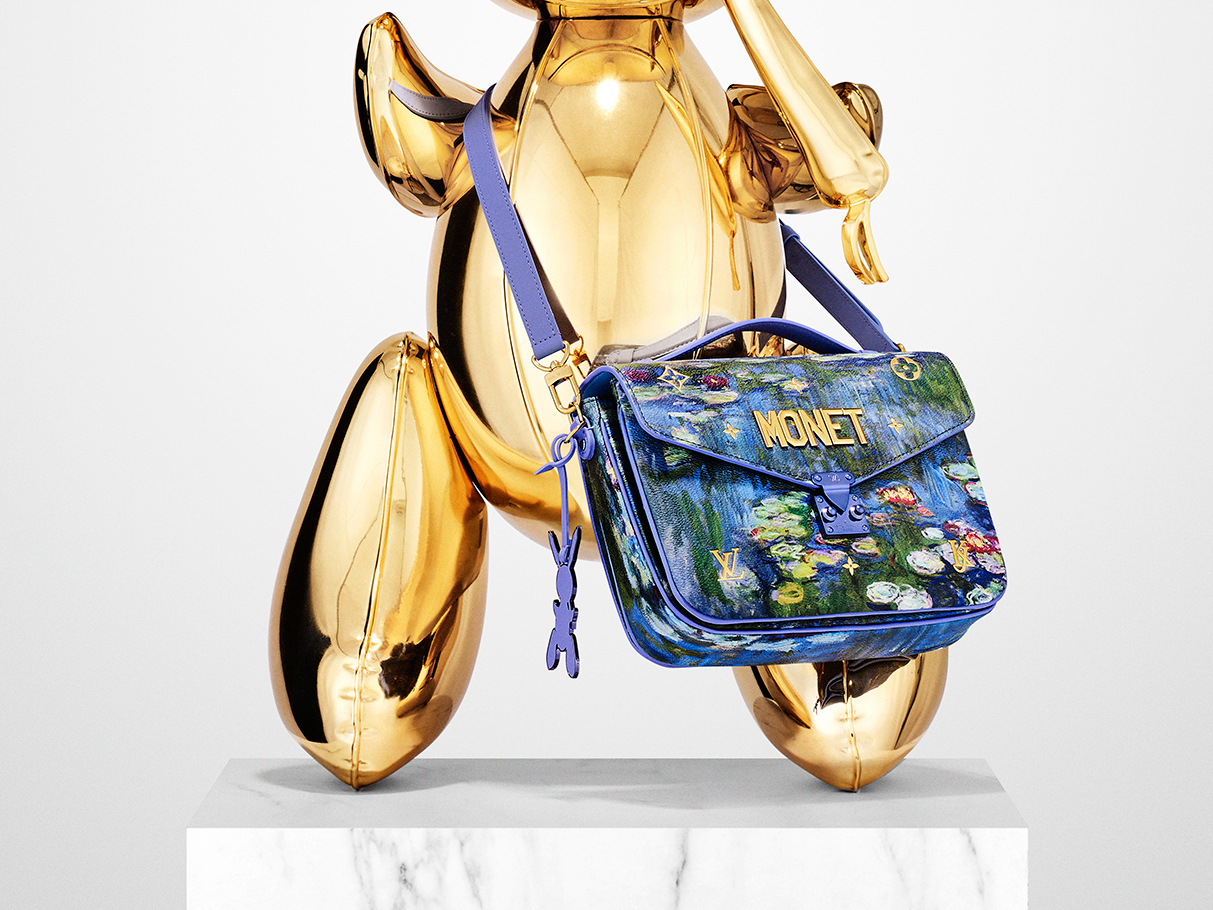 """Intip Keindahan Koleksi """"Masters"""" Bagian Kedua Louis Vuitton Bersama Seniman Jeff Koons"""