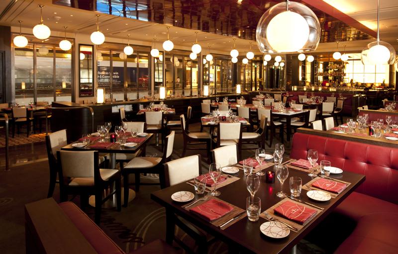 Menilik Pesona Restoran Koki Selebriti di Marina Bay Sands