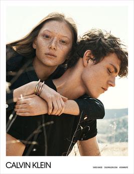 Peluncuran Kampanye Iklan Global Calvin Klein Annual 2018