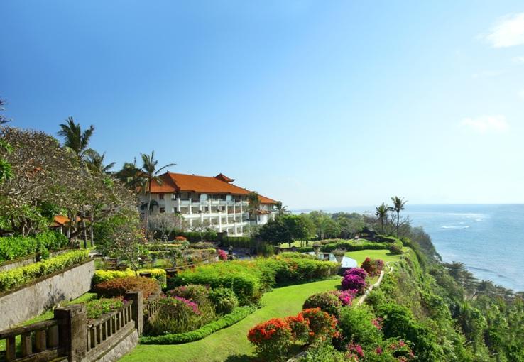 Lewati Lembaran Baru di Hilton Bali Resort Nusa Dua