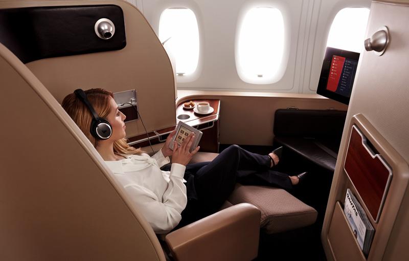 Menu Bintang Lima dari Chef Neil Perry di Penerbangan Qantas A380