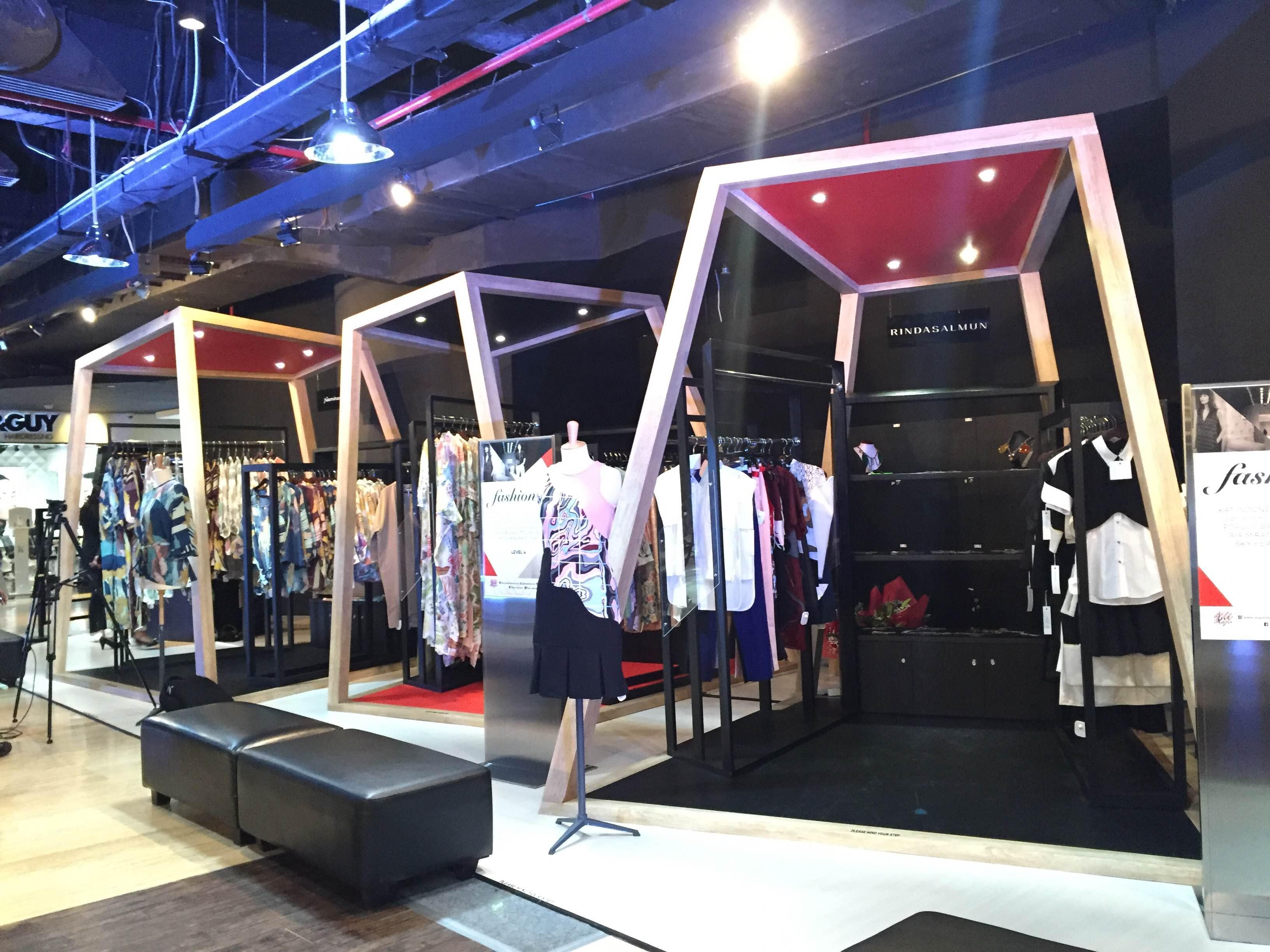 Kumpulan Karya Desainer dan Brand Indonesia Hadir di Fashion On4 Plaza Indonesia